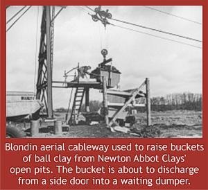 blondin aerial cableway