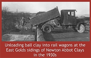 East Golds sidings