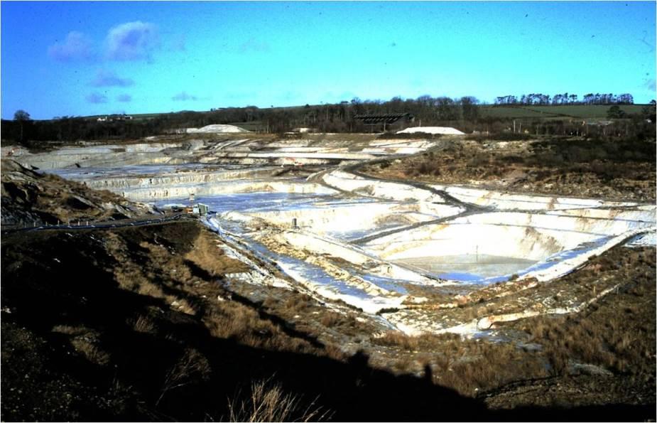 Courtmoor Quarry 1991