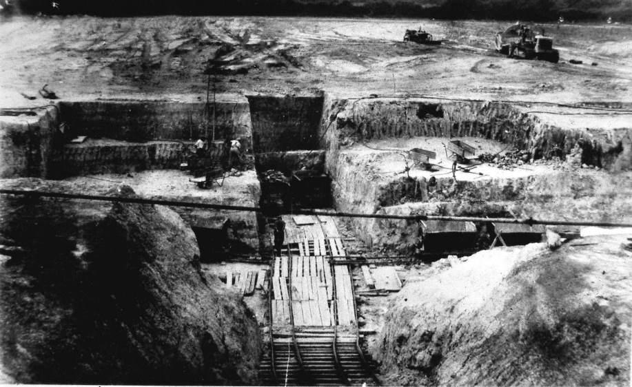 Meeth Quarry 1948