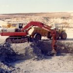 Meeth Quarry 1978