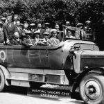 Meeth charabanc trip mid 1920s