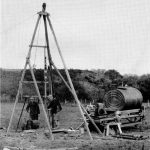 Dorset Ball Clays - Core drilling in the 1950s