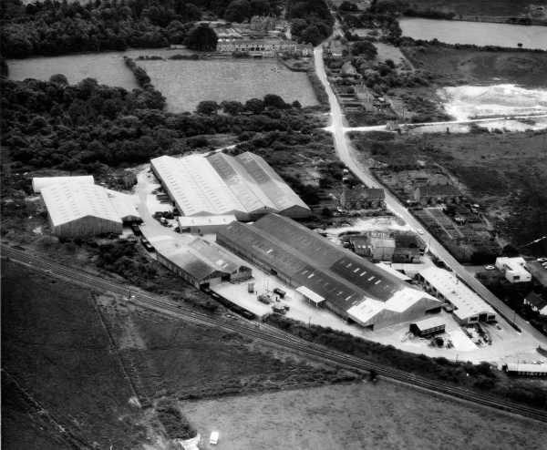 Frzebrook Ball Alcy works c.1968