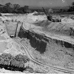 Povington Pit c1955