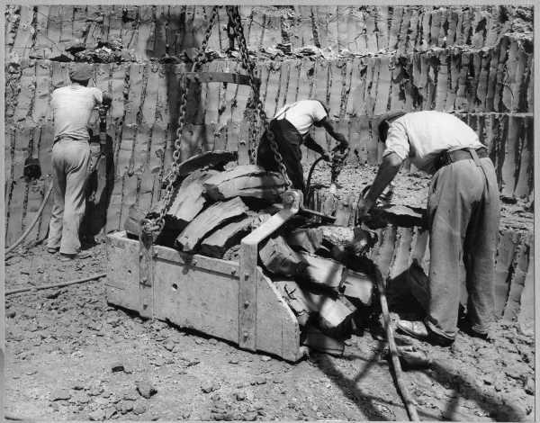 Povington Pit c1953