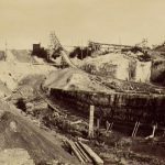 Open pit, 1901, in the Bovey Basin