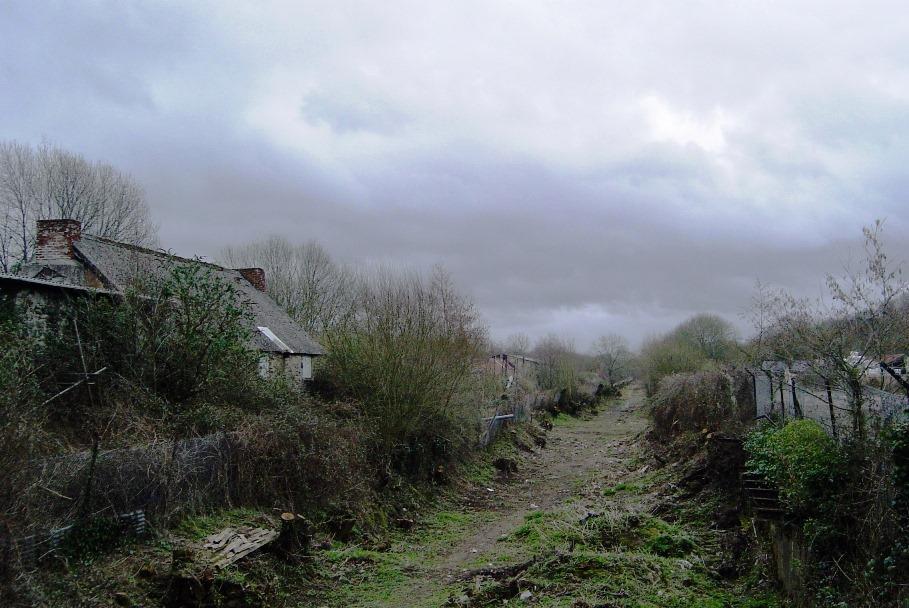 Teignbridge Clay Cellars in 2008