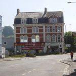 Foss's corner, Newton Abbot, 2005