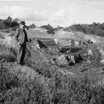 W.J.V. Watts, Junipark Quarry, 1950s