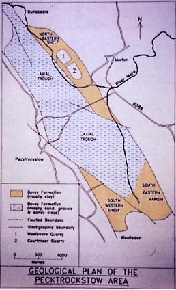 Geology - the Petrockstow Basin